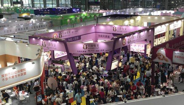 2019夏季深圳母婴博览会现场回顾
