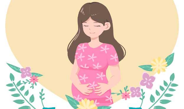 如何确定怀孕了_对照12条症状来判断